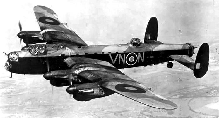 Avro-683-Lancaster-Mk-I