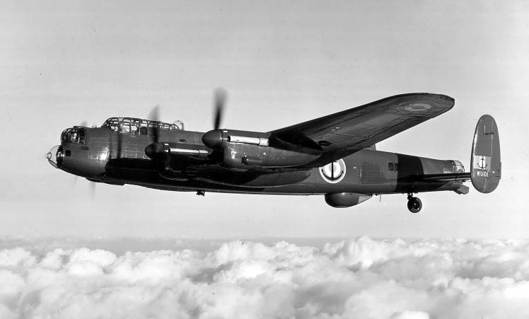 Avro 683 Lancaster B.VII